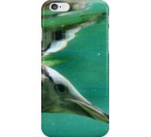 "The Penguin  (3) - Fantastic underwater photo of a penguin in ""flight"" iPhone Case/Skin"