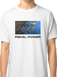 Pedal Power Classic T-Shirt