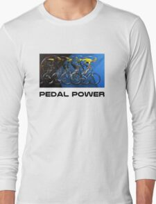 Pedal Power Long Sleeve T-Shirt
