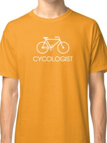 Cycologist Cycling Cycle Classic T-Shirt