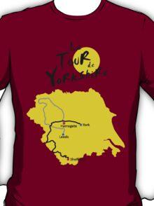 Tour de Yorkshire T-Shirt