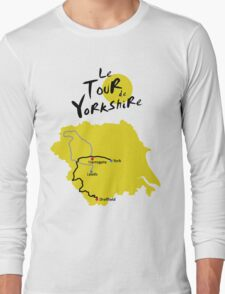 Tour de Yorkshire Long Sleeve T-Shirt