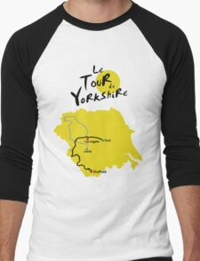 Tour de Yorkshire Men's Baseball ¾ T-Shirt