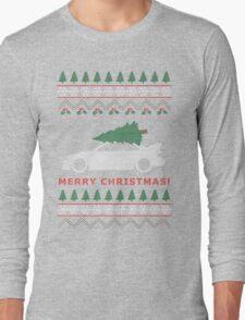 Impreza Ugly Christmas Sweater (GC) Long Sleeve T-Shirt