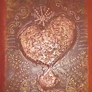 'Heart of Gold' by Shahida  Parveen