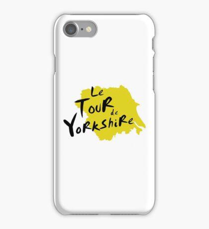 Le Tour de Yorkshire 3 iPhone Case/Skin