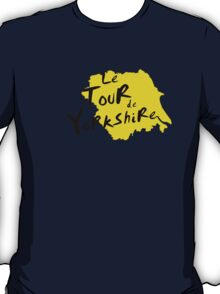 Le Tour de Yorkshire 3 T-Shirt