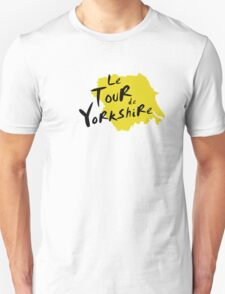 Le Tour de Yorkshire 3 T-Shirt