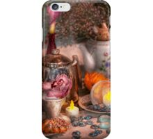 Tea Party - I would love to have some tea  iPhone Case/Skin