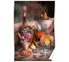 Tea Party - I would love to have some tea  Poster