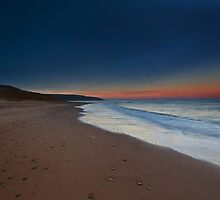 Dawn Inverness Beach by EvaMcDermott