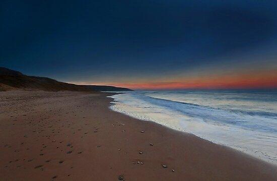 Dawn Inverness Beach by EvaMcDermott