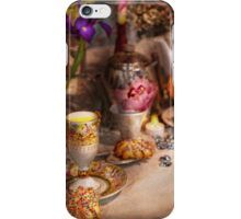 Tea Party - The magic of a tea party  iPhone Case/Skin