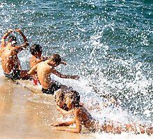 Splash! by Olivera Jelaca Bartoli