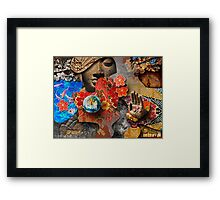 Dreaming Of Reality Framed Print