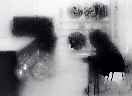 Laundromat by Ulf Buschmann