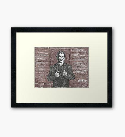 The Harvest - Luke Framed Print