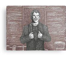The Harvest - Luke Metal Print
