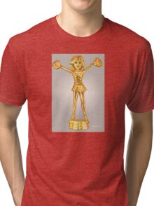 Witch - Catherine Tri-blend T-Shirt