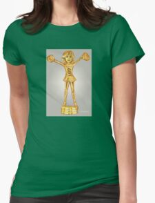 Witch - Catherine Womens Fitted T-Shirt