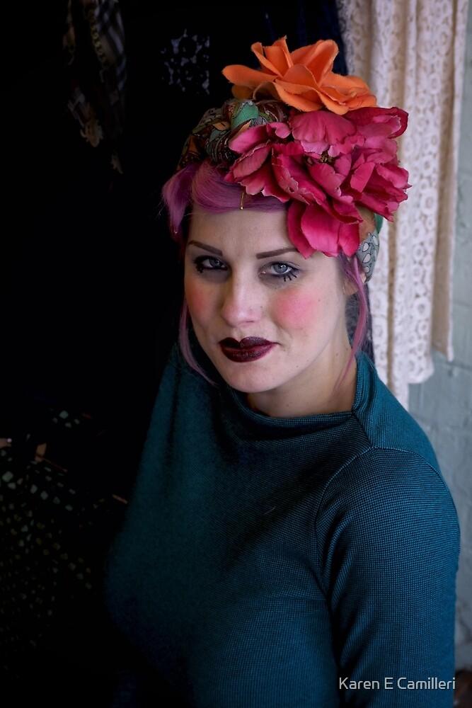 Amy by Karen E Camilleri