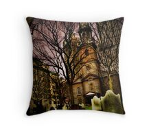 The Endurance of St. Paul Throw Pillow