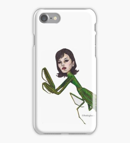 Teacher's Pet - Ms. French - BtVS iPhone Case/Skin
