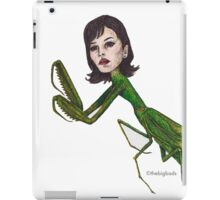 Teacher's Pet - Ms. French - BtVS iPad Case/Skin
