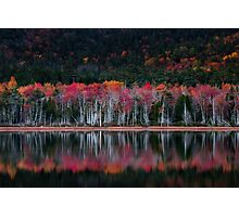 Colours of Acadia Photographic Print