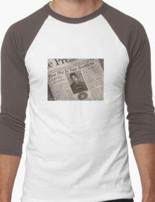 Never Kill A Boy on the First Date - BtVS Men's Baseball ¾ T-Shirt
