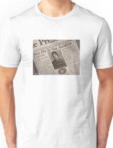 Never Kill A Boy on the First Date - BtVS Unisex T-Shirt