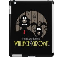 Wallace and Gromit iPad Case/Skin
