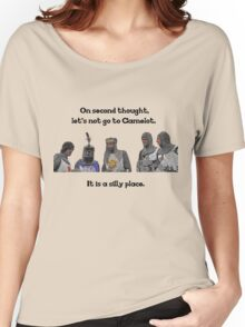 King Arthur - Camelot is a Silly Place Women's Relaxed Fit T-Shirt