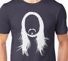 Steve Aoki White Head (For dark shirts) Unisex T-Shirt