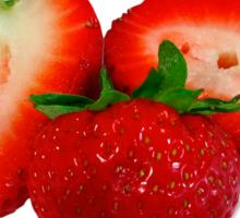 Berry Berry Sweet! Sticker