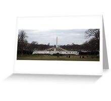 DC Mall Greeting Card