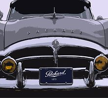 Packard Car, front by johncrew