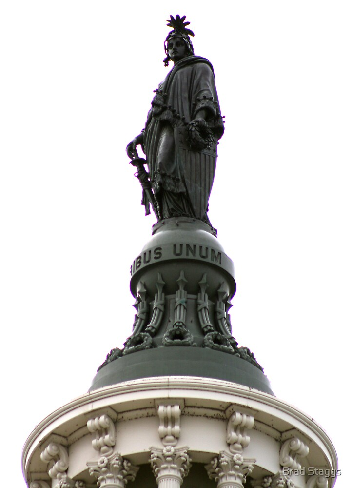 Tallest Woman in DC by Brad Staggs