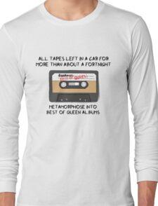 Best Of Queen Long Sleeve T-Shirt