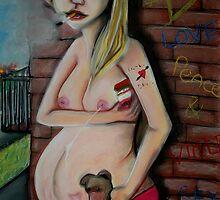Teenage Problems by Femke Muntz