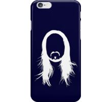 Steve Aoki White Head (For dark shirts) iPhone Case/Skin