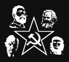 B&W Communism T-Shirt