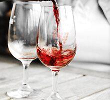 Pour me a glass by Amanda Cole