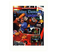 VGT Issue #28 (Spring 2014) Cover Art Print