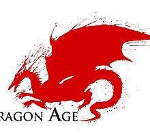 Dragon Age Dragon Shape by DCornel