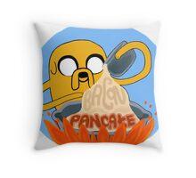 Makin' Bacon Pancakes! Throw Pillow