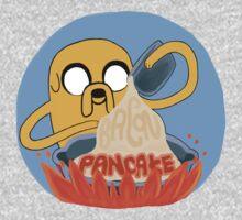 Makin' Bacon Pancakes! One Piece - Long Sleeve