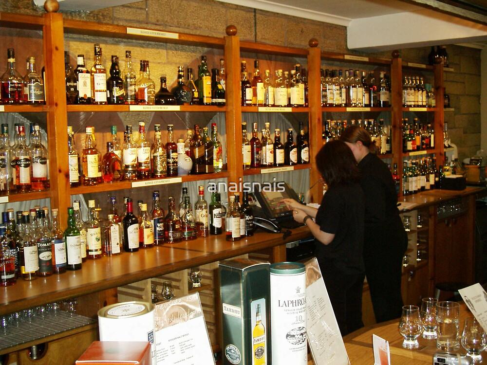 Whiskey Heritage Centre - Edinburgh by anaisnais
