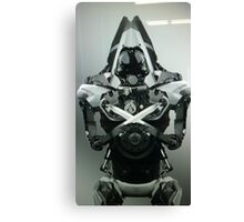 Assassin Robot Canvas Print