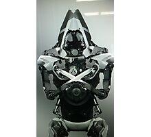 Assassin Robot Photographic Print